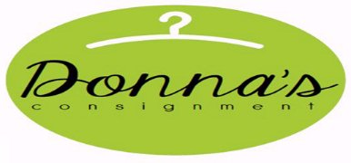 Donna's Consignment Logo Unavailable